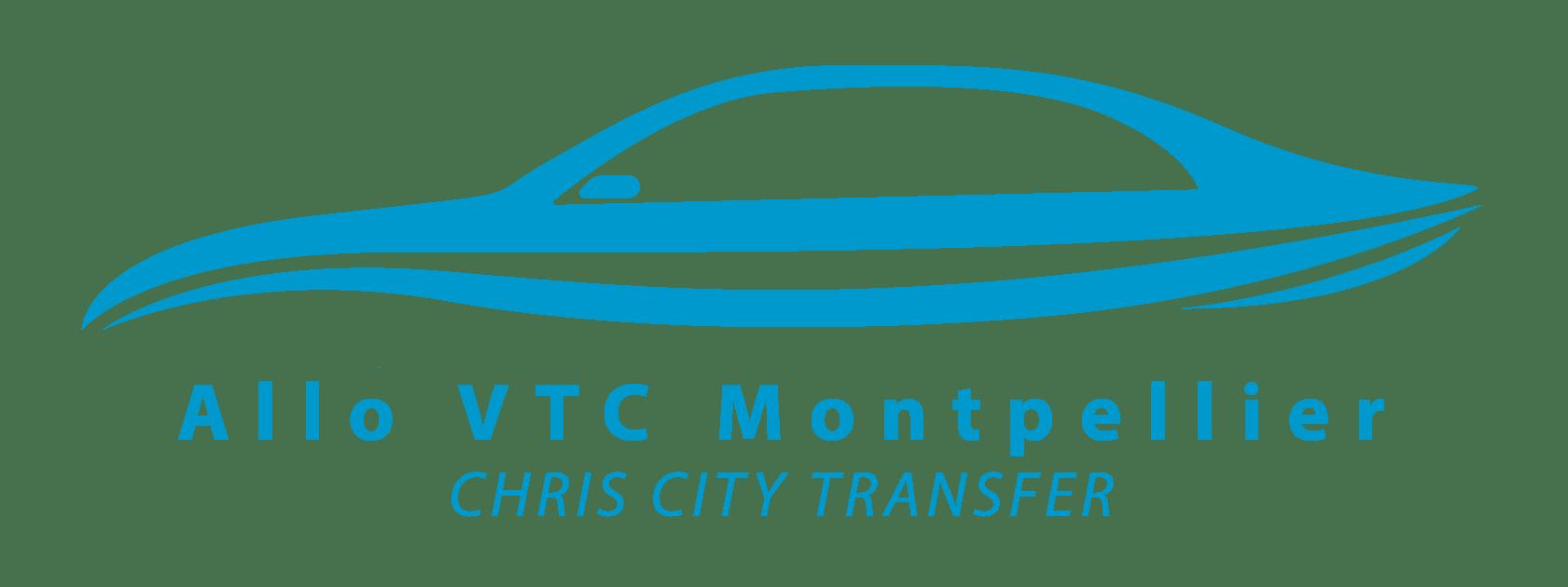 Logo compagnie transport VTC à Montpellier