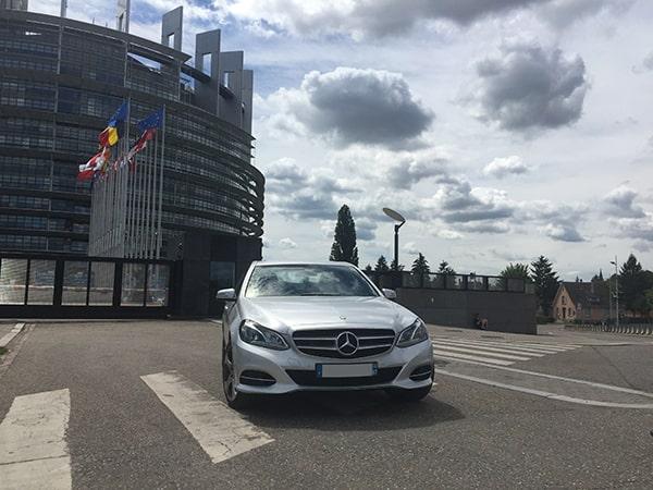 Chauffeur privé VTC Strasbourg