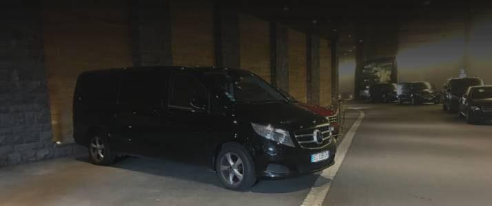 Transport avec Chauffeur privé à Chambéry