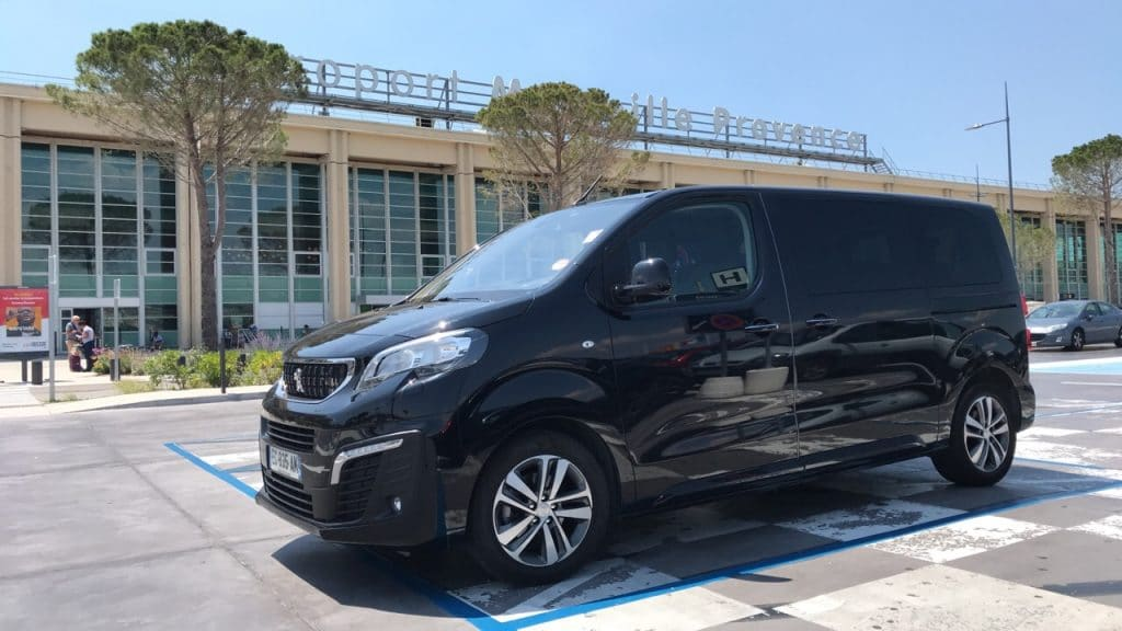 Transport avec chauffeur privé dans l'Hérault