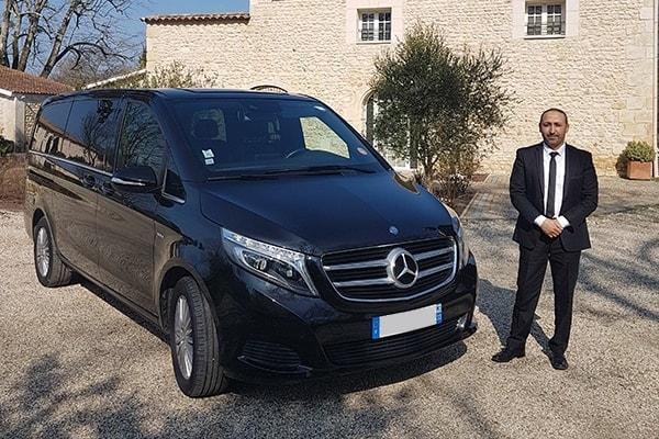 Compagnie avec chauffeur privé à Bordeaux