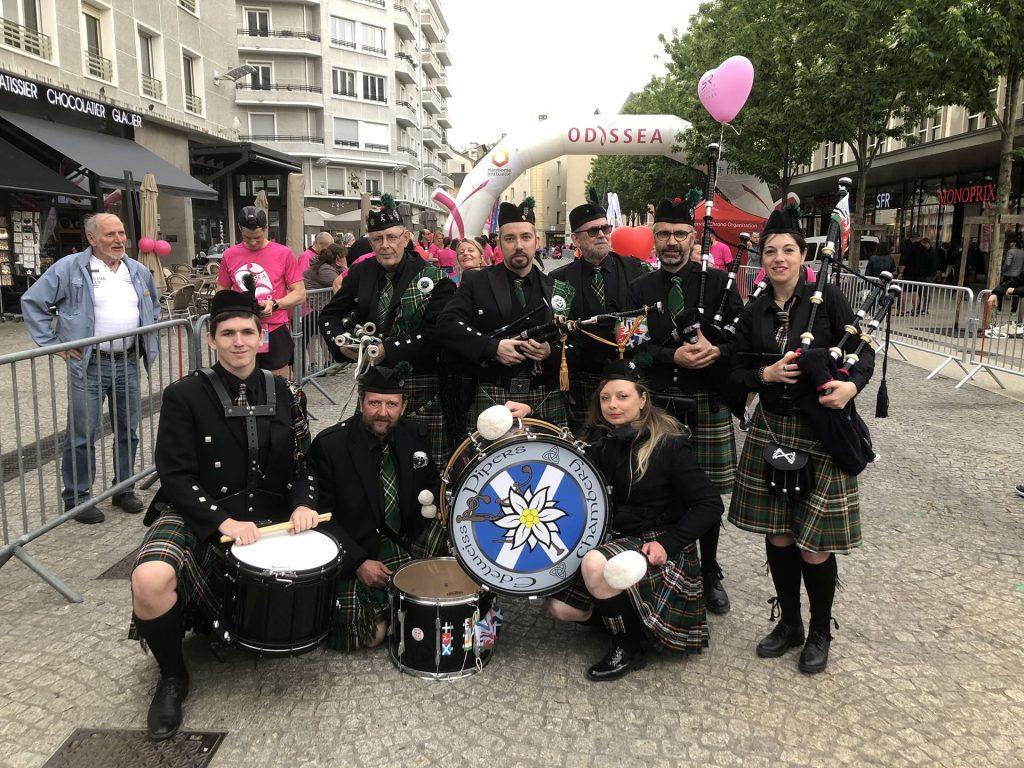 formation musicale écossaise à Chambéry en Savoie