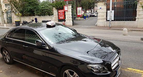Transport en taxi à Béziers et dans l'Hérault
