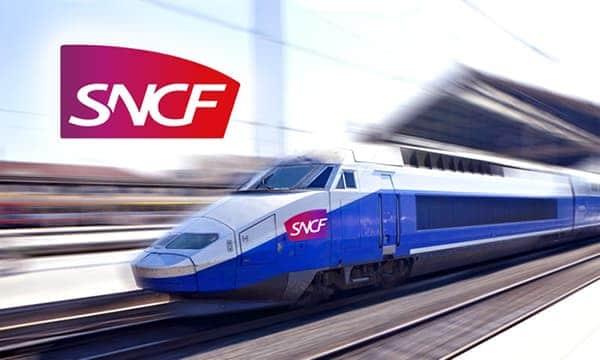 image représentative de la SNCF et du train en France